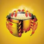 Технология 3D нагрева