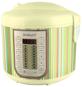 Мультиварка SCARLETT SC-MC410S04